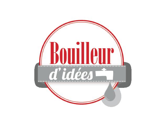 Logotype Bouilleur d'idées